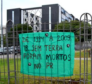 Júri absolve miliciano da UDR no PR